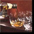 open air Whisky Dinner